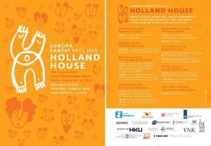 programma Holland House