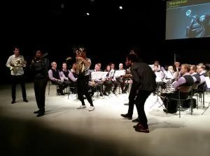 KO Brass met Brassband Schoonhoven